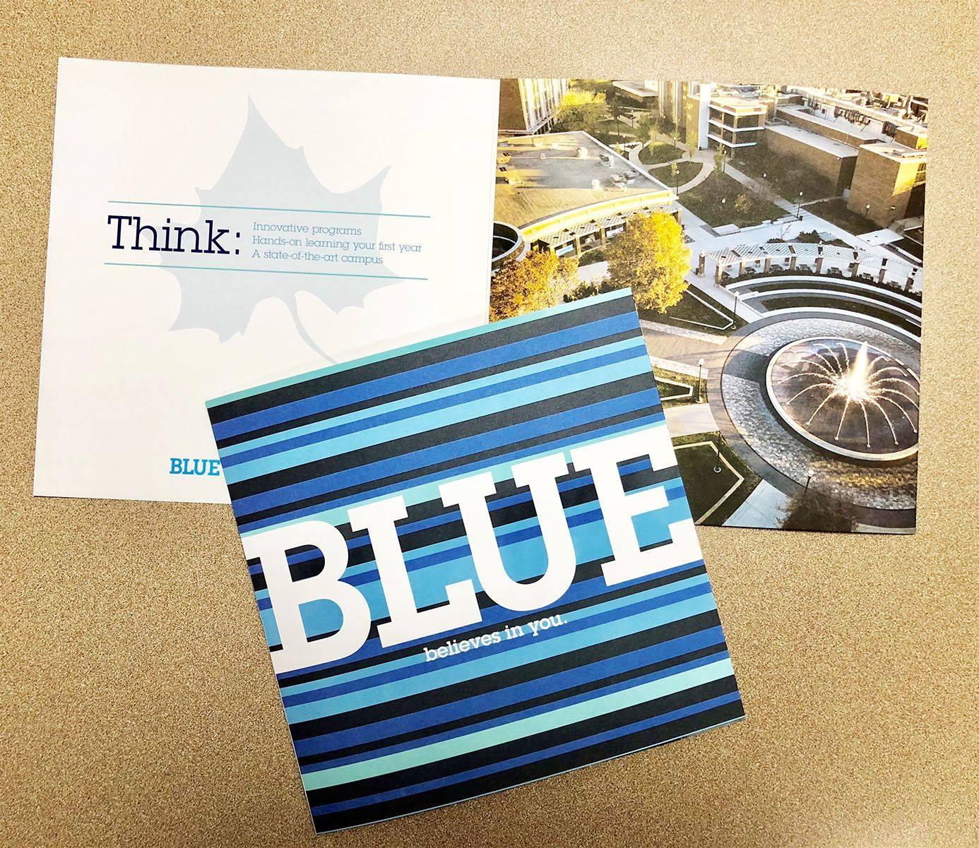 Indiana State University Brochure